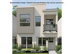 109V - Villas at Legacy West: Plano, Texas - BRITTON HOMES