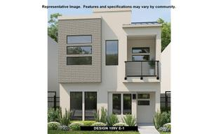 Villas at Legacy West by BRITTON HOMES in Dallas Texas