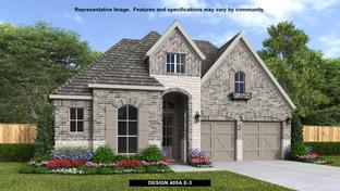 405A - The Tribute 50': The Colony, Texas - BRITTON HOMES