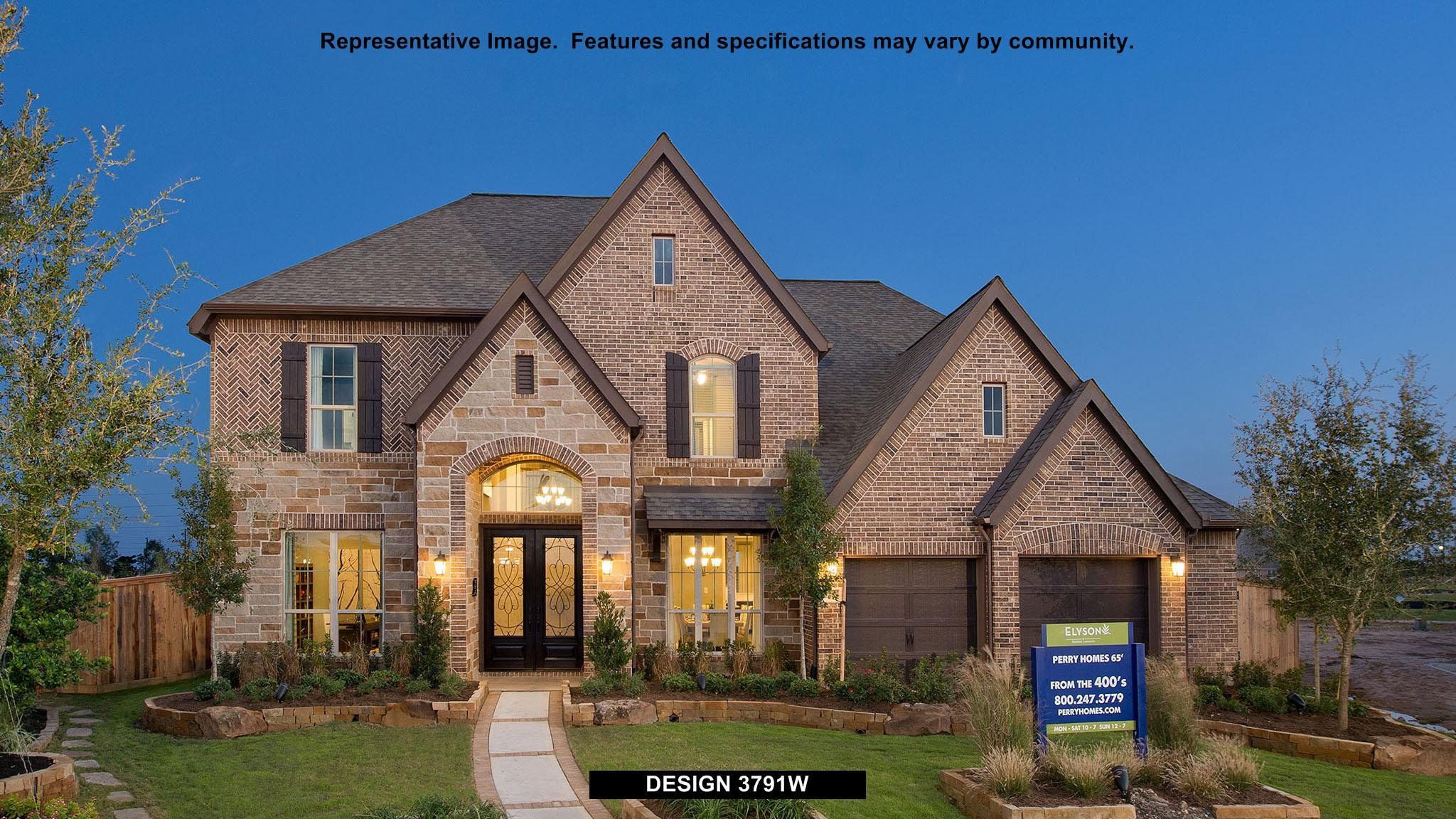 perry homes new home plans in richmond tx newhomesource