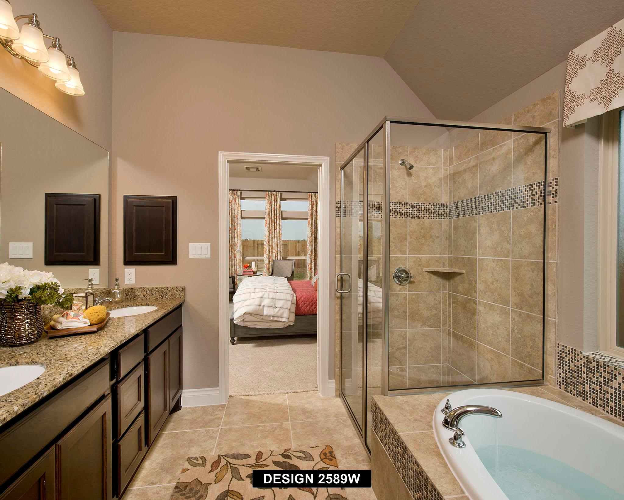 Bathroom featured in the 2589W By Perry Homes in San Antonio, TX