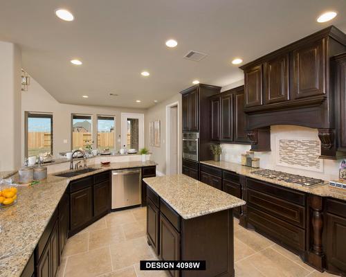 Kitchen-in-4098W-at-Riverstone 60'/65'-in-Missouri City