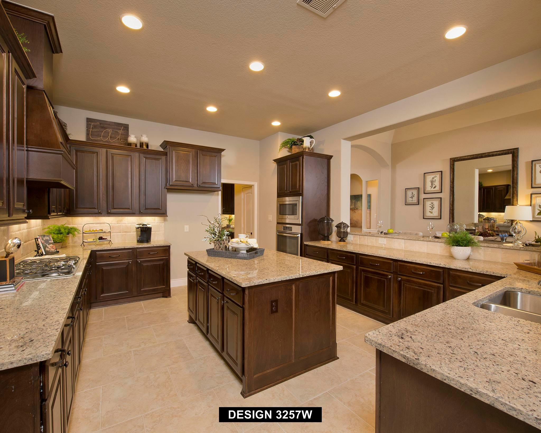 Kitchen-in-3257W-at-Meridiana 70'-in-Iowa Colony