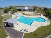 Rancho Sienna 70' by Perry Homes in Austin Texas