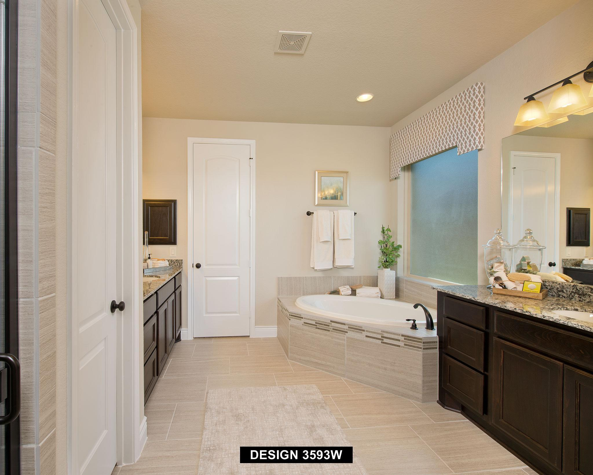 Bathroom featured in the 3593W By Perry Homes in San Antonio, TX