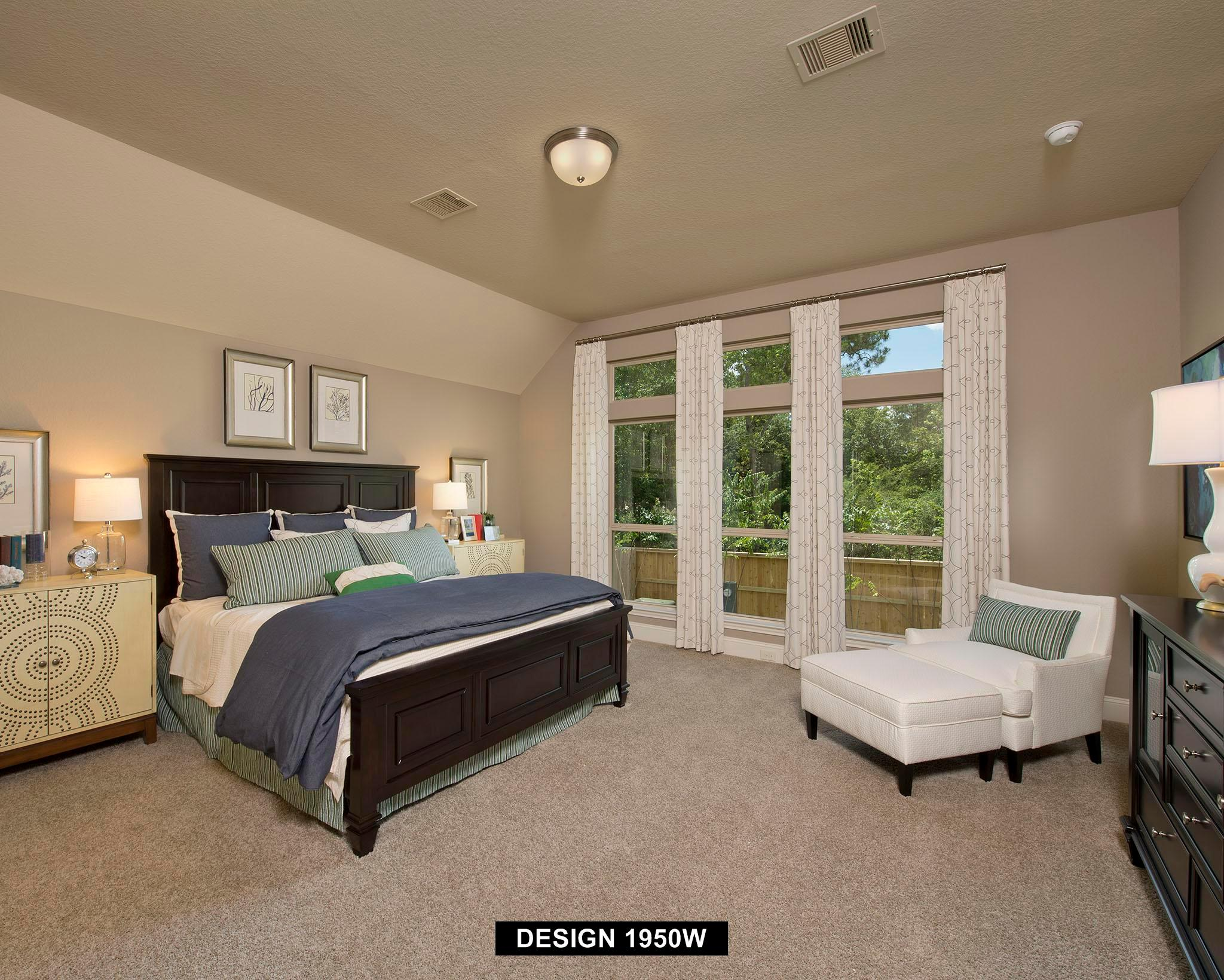 Bedroom featured in the 1950W By Perry Homes in Houston, TX