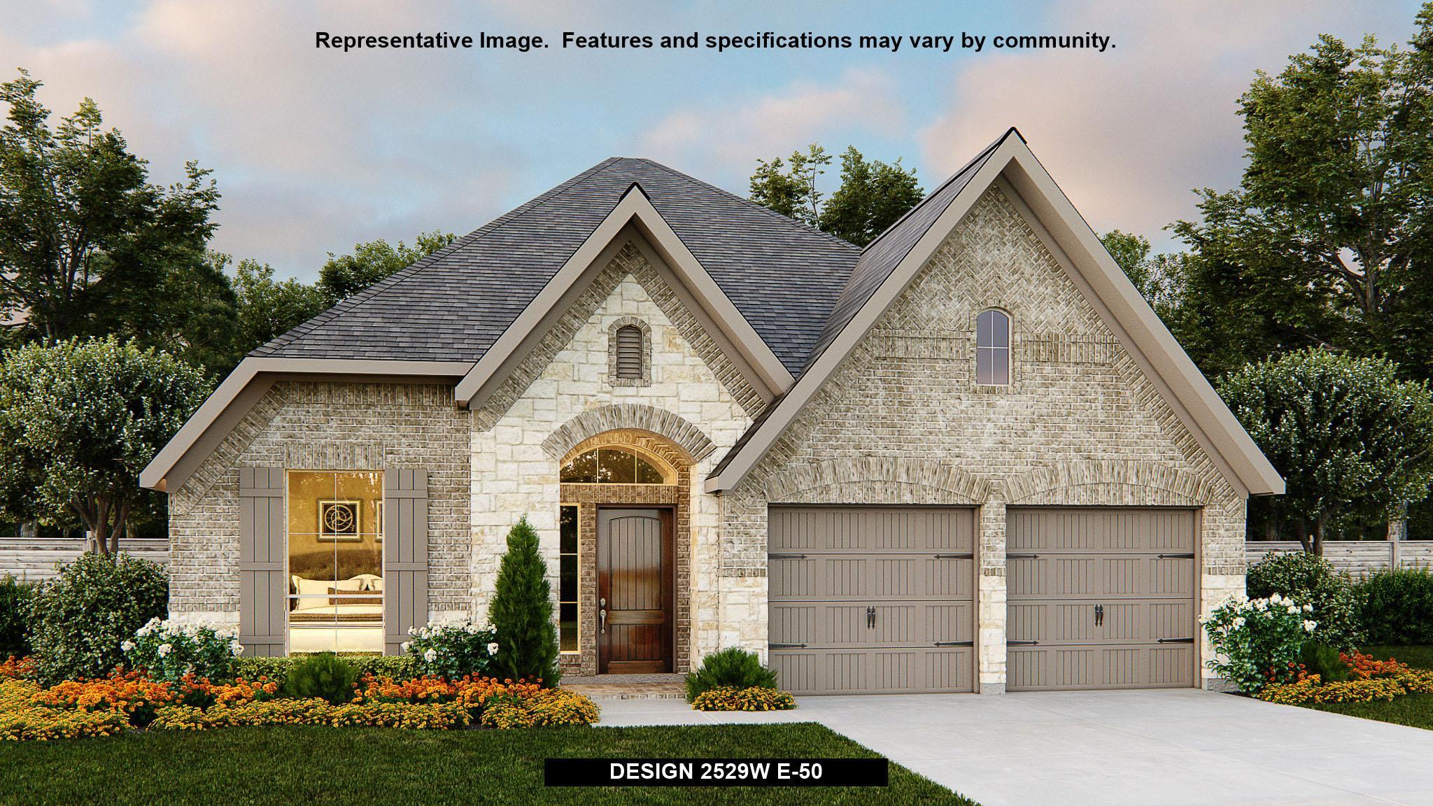 Perry homes-eagle ridge model