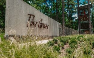 The Groves 70' by Perry Homes in Houston Texas