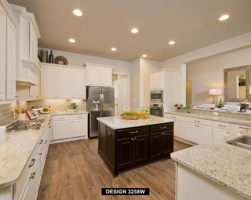 Kitchen-in-3258W-at-Lakes at Creekside 65'-in-Tomball