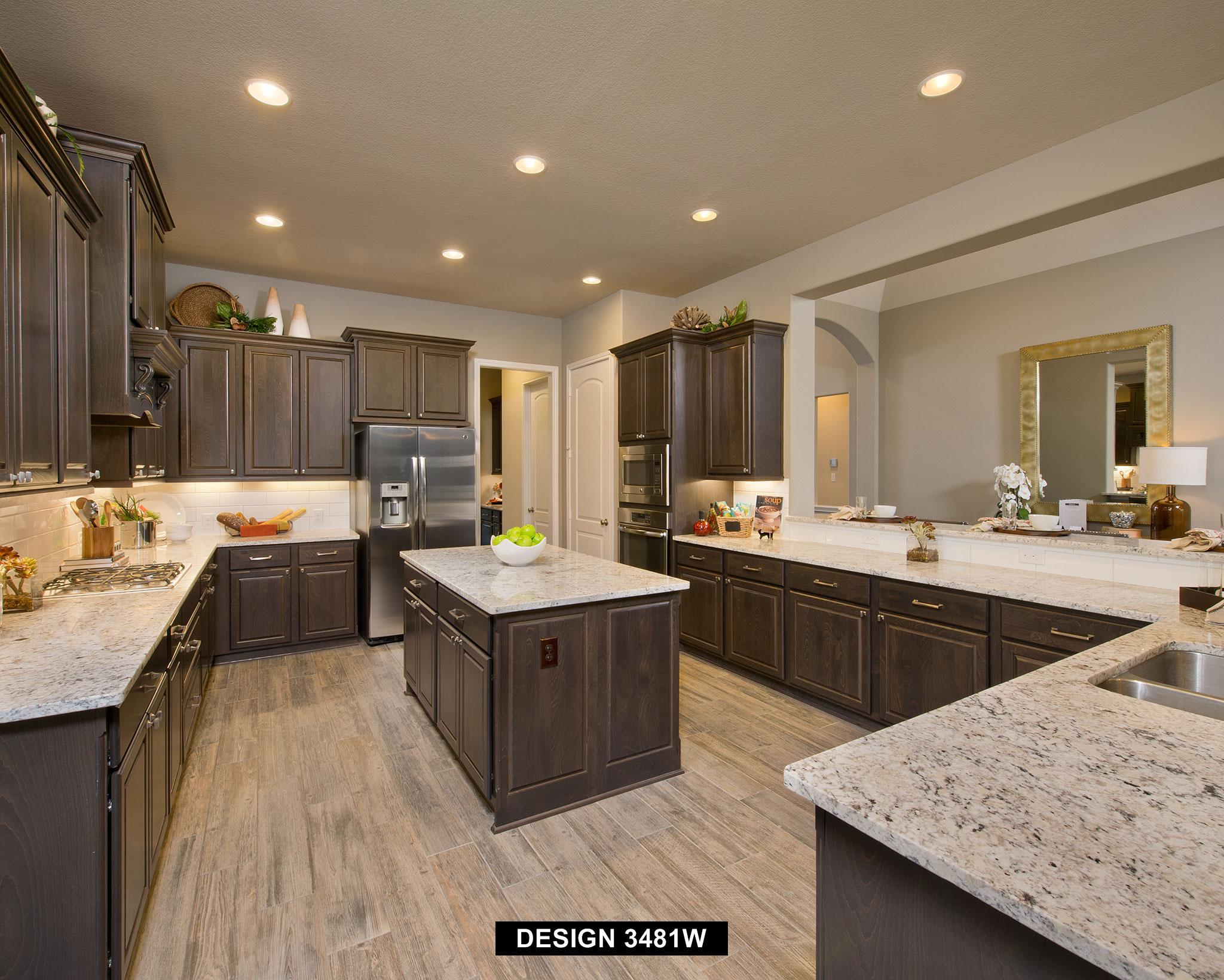 Kitchen-in-3481W-at-Meridiana 70'-in-Iowa Colony