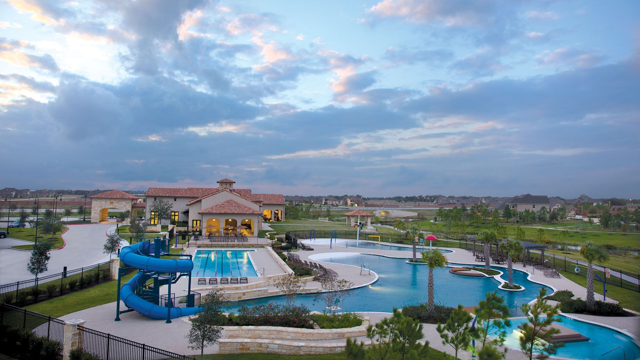 'Aliana 50'' by Perry Homes in Houston