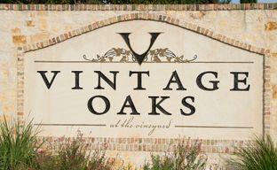 Vintage Oaks by Perry Homes in San Antonio Texas