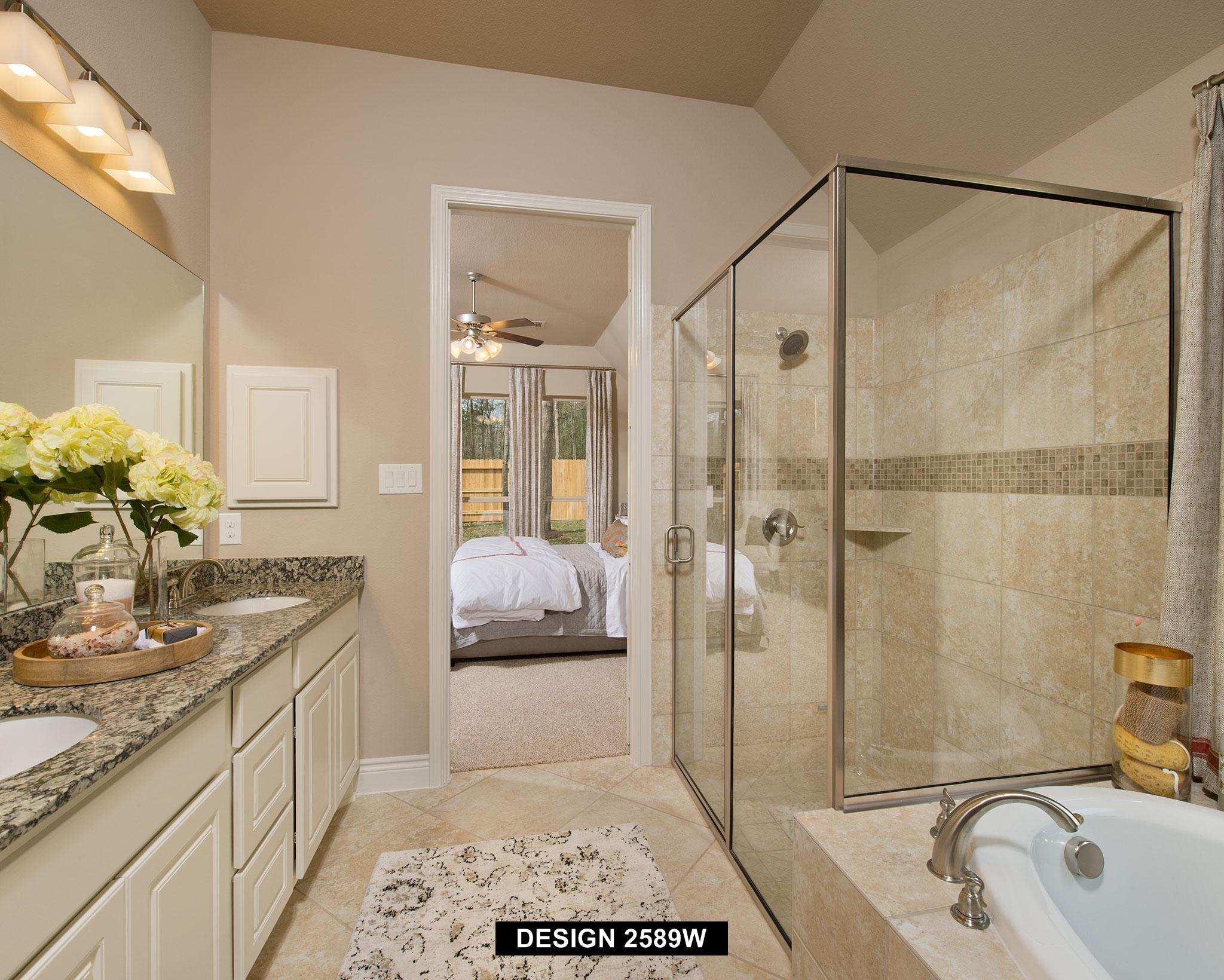 Bathroom featured in the 2589W By Perry Homes in Austin, TX
