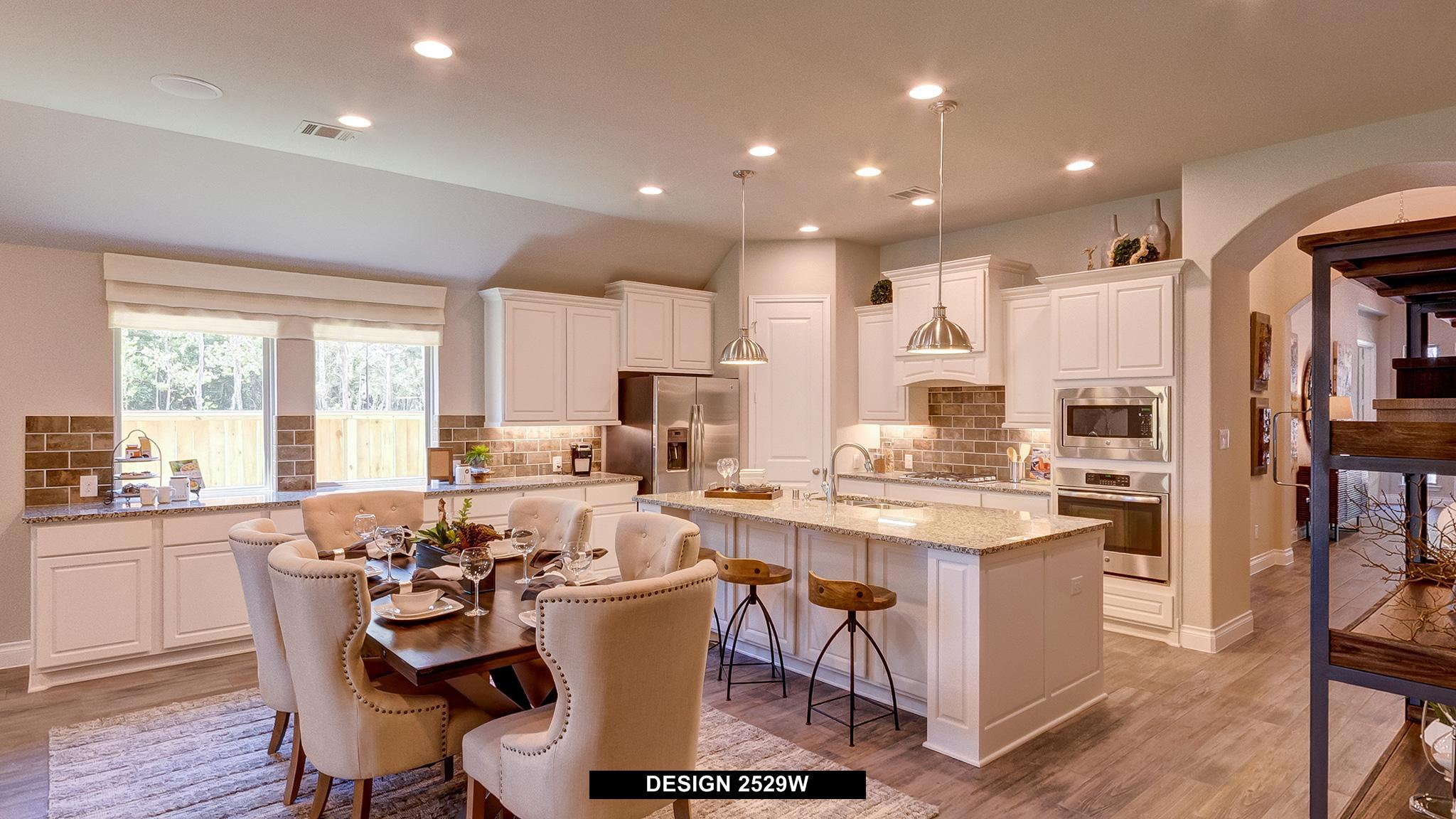 Kitchen-in-2529W-at-The Groves 50'-in-Humble