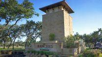 The Ranches at Creekside 65' by Perry Homes in San Antonio Texas