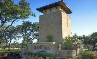The Ranches at Creekside 55' by Perry Homes in San Antonio Texas