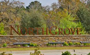 NorthGrove 50' by Perry Homes in Houston Texas