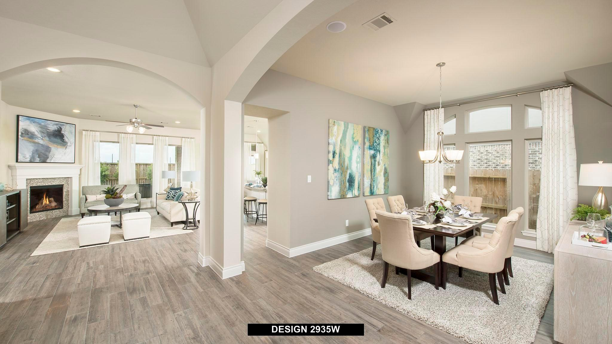 Dining-in-2935W-at-The Ranches at Creekside 55'-in-Boerne