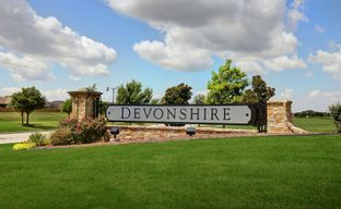 Devonshire - Reserve 50' by Perry Homes in Dallas Texas