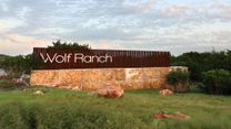 Wolf Ranch 51' by Perry Homes in Austin Texas
