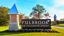 Fulbrook on Fulshear Creek 80' by Perry Homes in Houston Texas