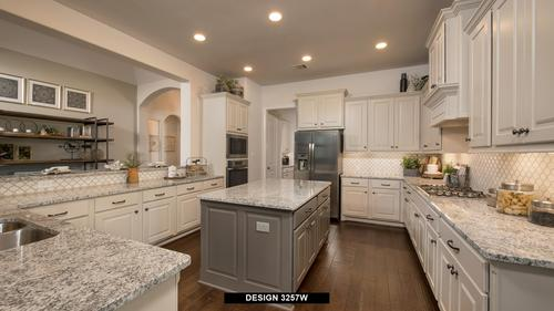 Kitchen-in-3257W-at-The Ranches at Creekside 65'-in-Boerne