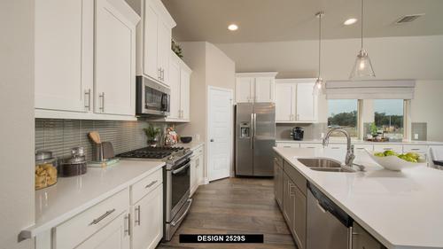 Kitchen-in-2529S-at-Santa Rita Ranch 50'-in-Liberty Hill