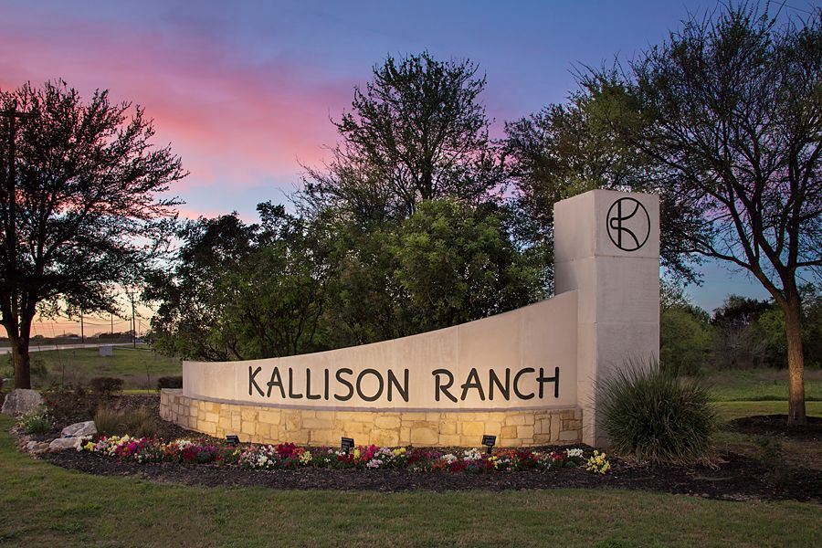 'Kallison Ranch 50'' by Perry Homes in San Antonio