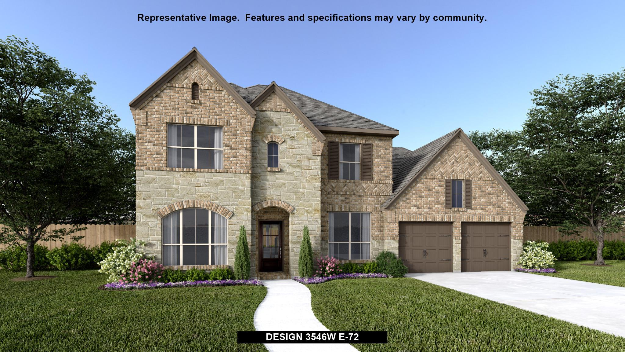 Home Elevations & Exteriors in Houston, TX :: 10671 Photos