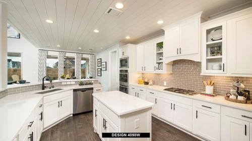 Kitchen-in-4098W-at-The Grove at Vintage Oaks 70'-in-New Braunfels