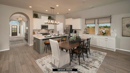 Kitchen-in-2504W-at-ShadowGlen 65'-in-Manor