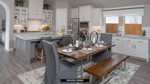 Kitchen-in-2504W-at-Trails at Westpointe 50'-in-San Antonio