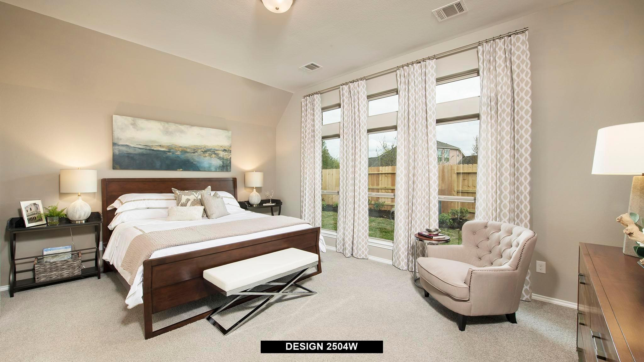 Bedroom featured in the 2504W By Perry Homes in Dallas, TX