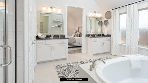 Bathroom-in-2504W-at-Trails at Westpointe 50'-in-San Antonio