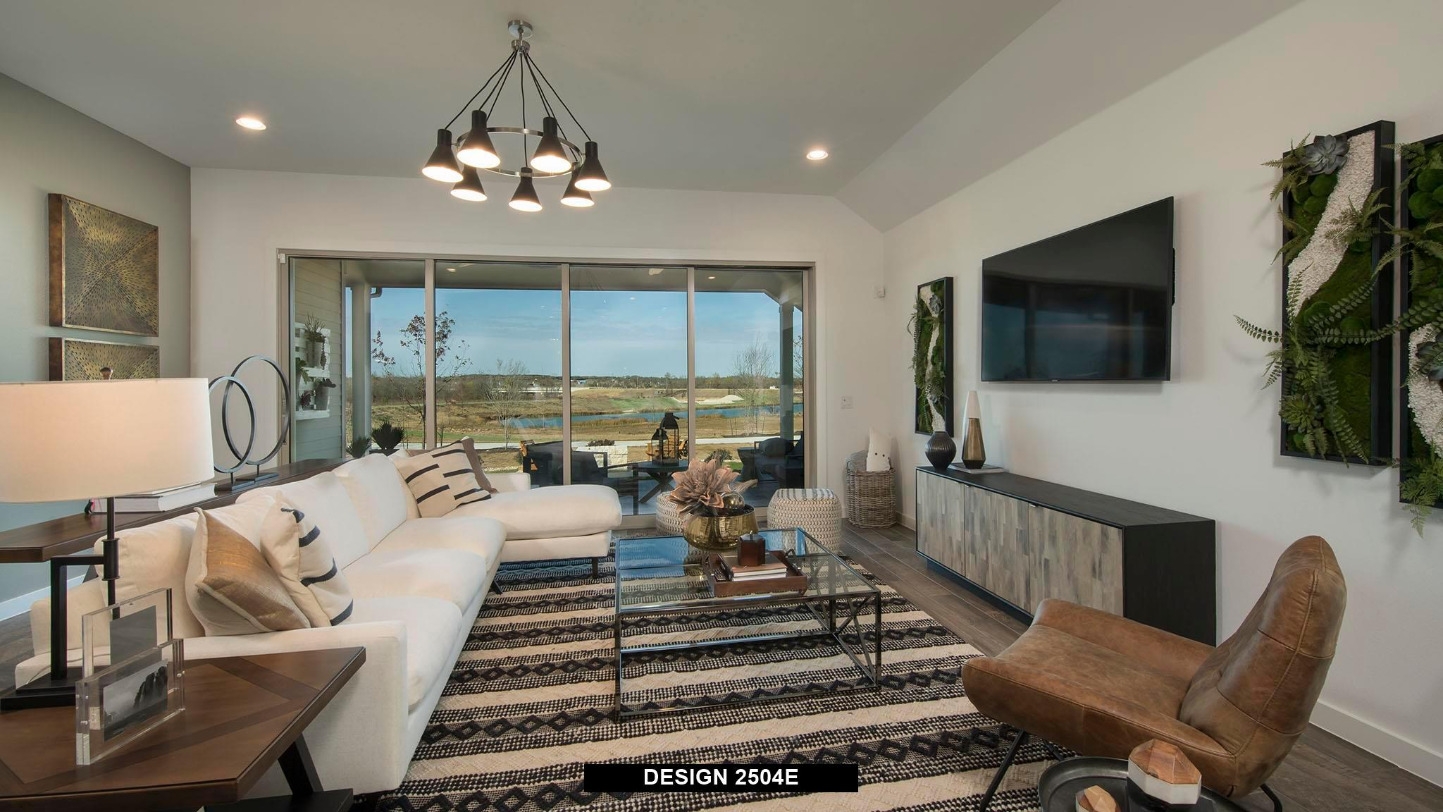 Living Area featured in the 2504E By Perry Homes in Austin, TX