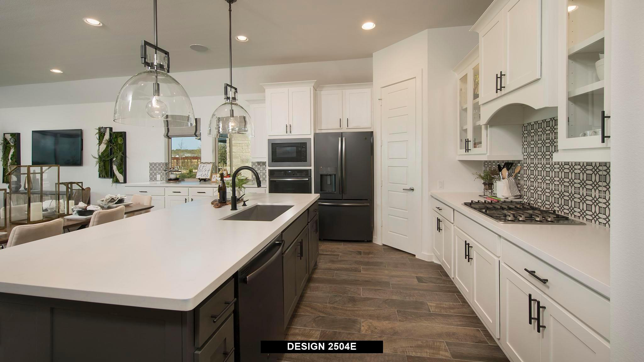 Kitchen featured in the 2504E By Perry Homes in Austin, TX