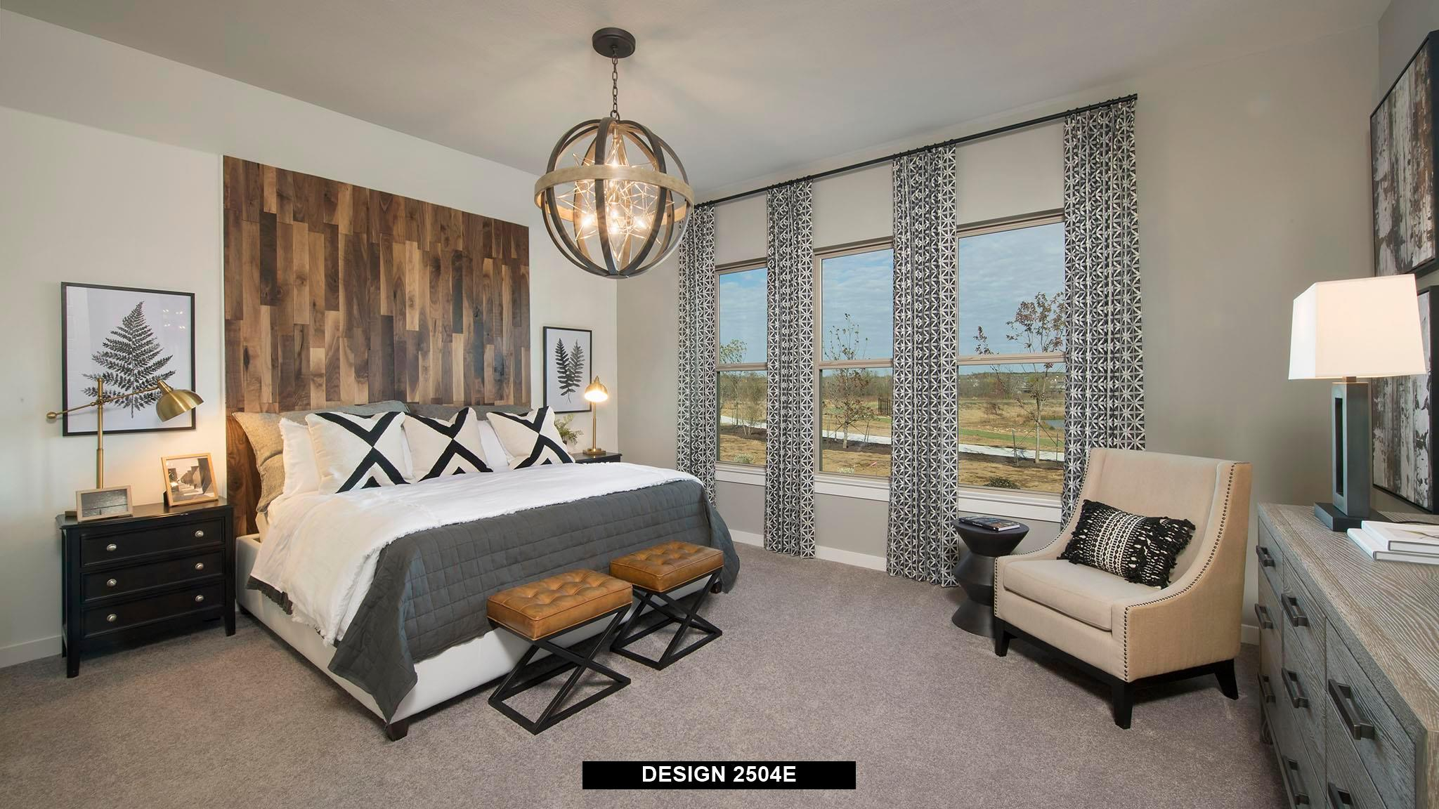 Bedroom featured in the 2504E By Perry Homes in Austin, TX