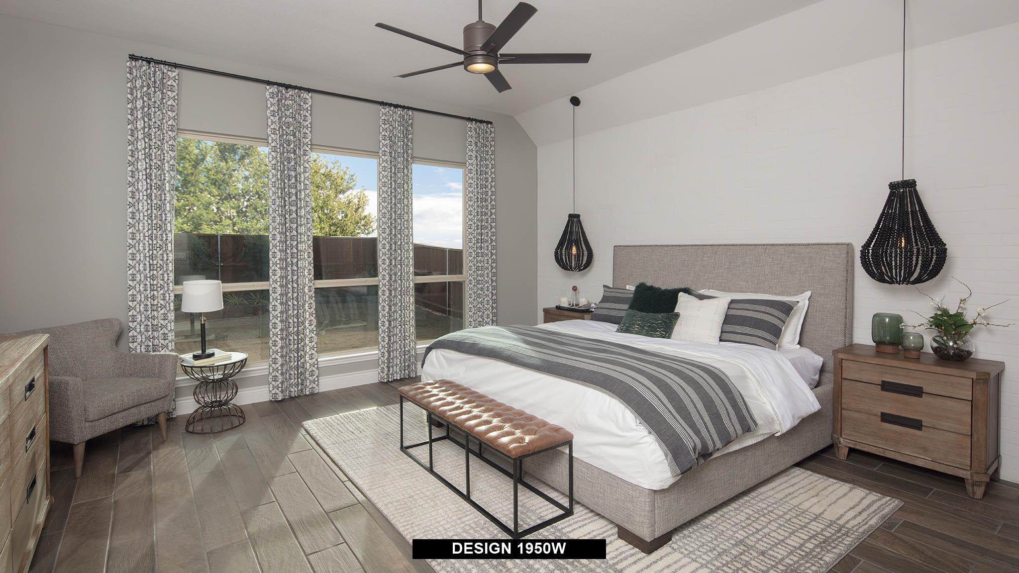Bedroom featured in the 1950W By Perry Homes in San Antonio, TX