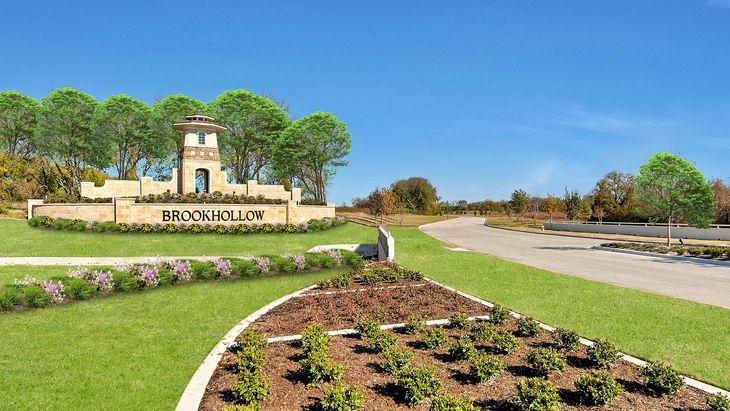 Lakewood at Brookhollow 55',75078