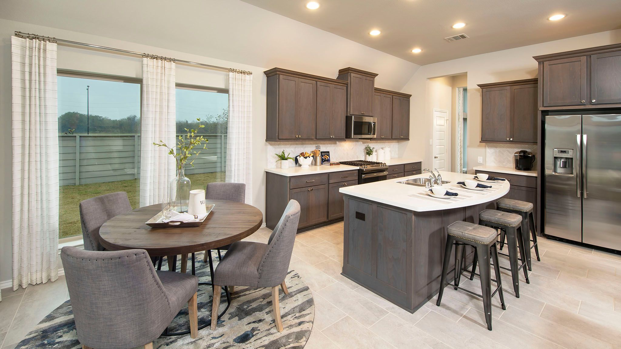 Kitchen featured in the 2589W By Perry Homes in San Antonio, TX