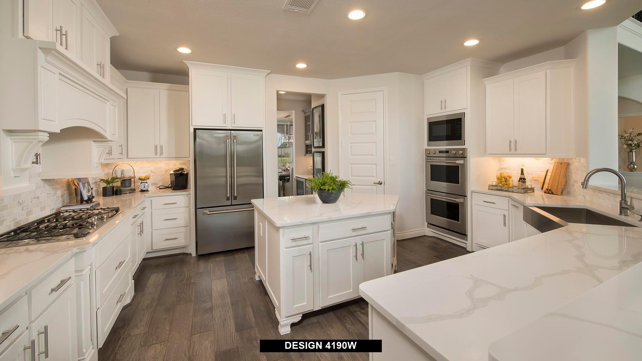 Kitchen featured in the 4190W By Perry Homes in Dallas, TX