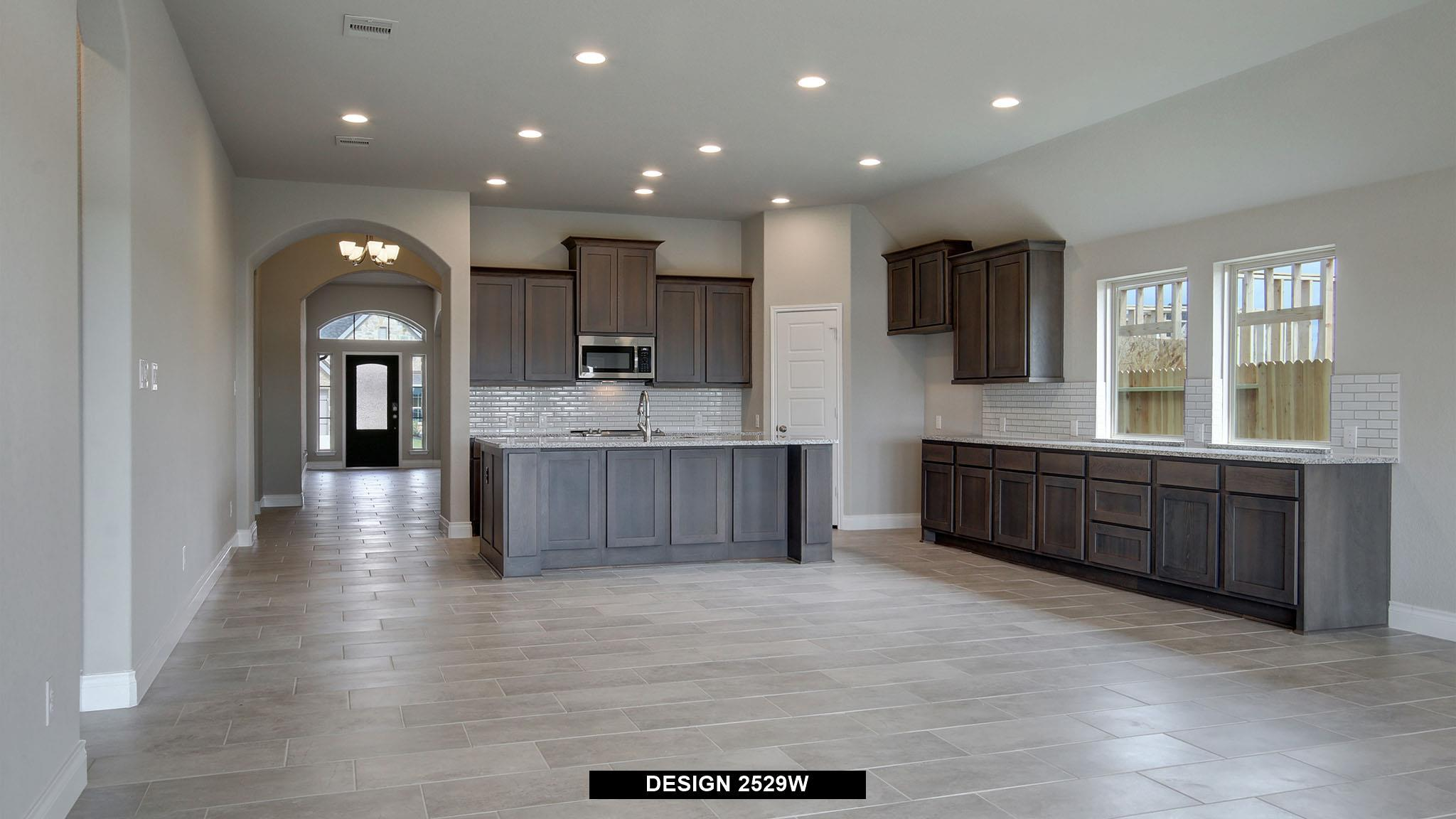 Kitchen-in-2529W-at-The Village of Mill Creek 50'-in-Seguin