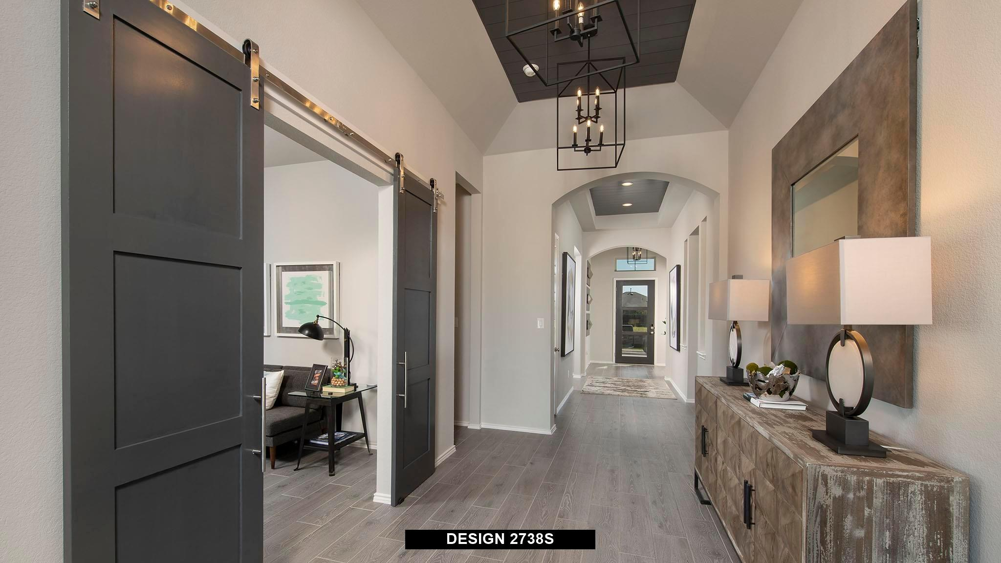 Living Area featured in the 2738S By Perry Homes in San Antonio, TX