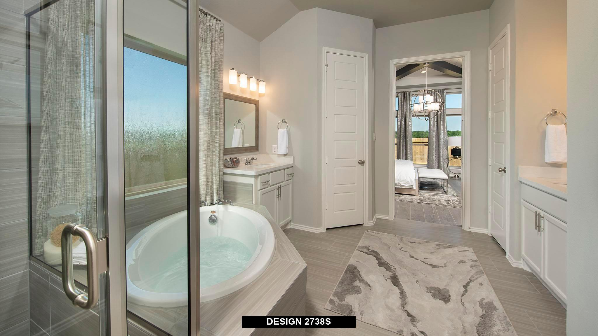 Bathroom featured in the 2738S By Perry Homes in San Antonio, TX