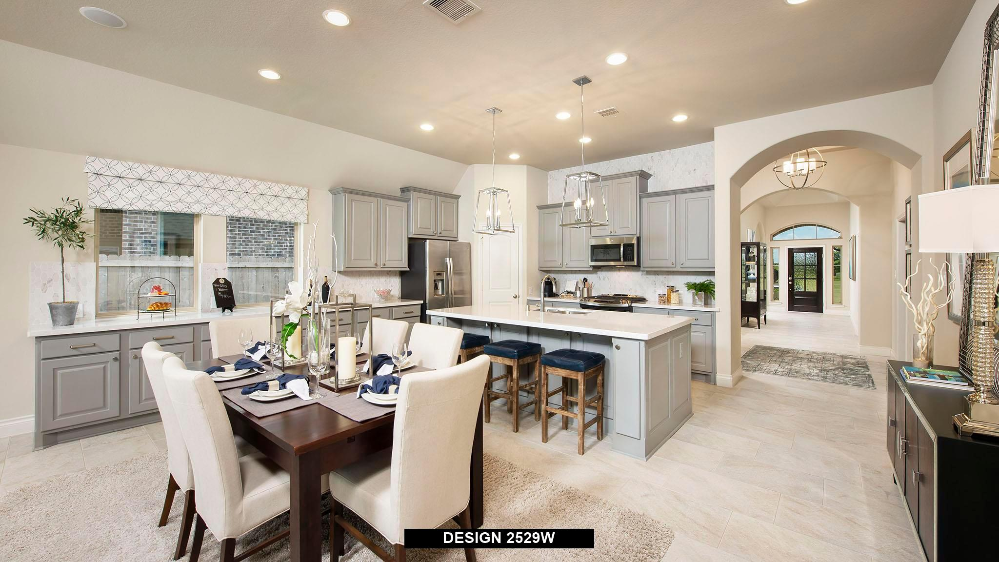 Kitchen featured in the 2529W By Perry Homes in San Antonio, TX