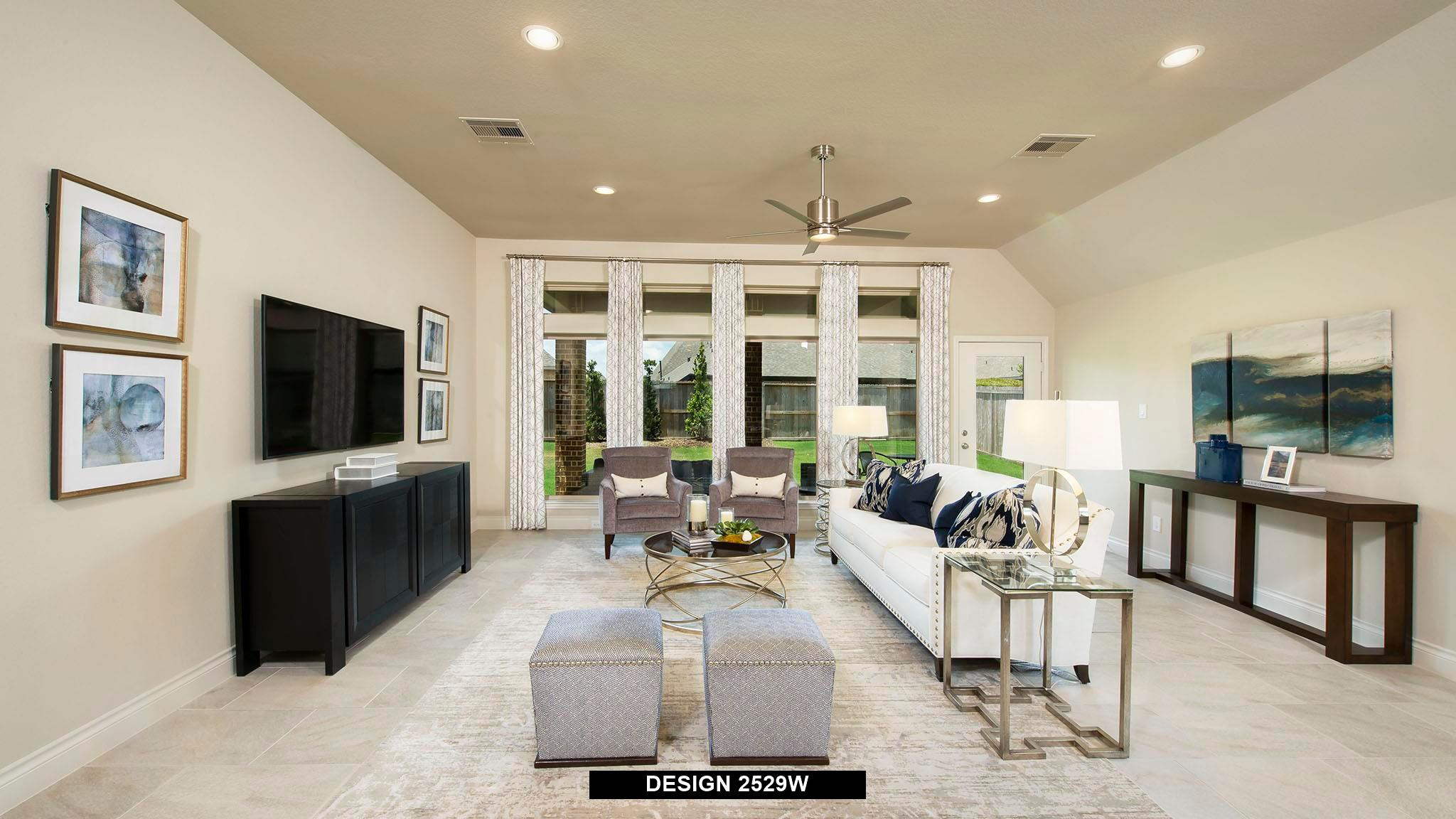 Living Area featured in the 2529W By Perry Homes in San Antonio, TX