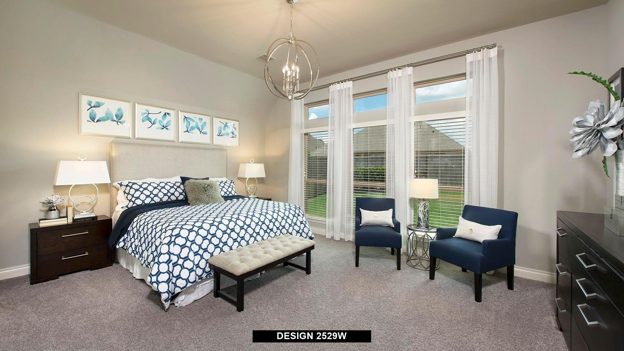 Bedroom featured in the 2529W By Perry Homes in San Antonio, TX
