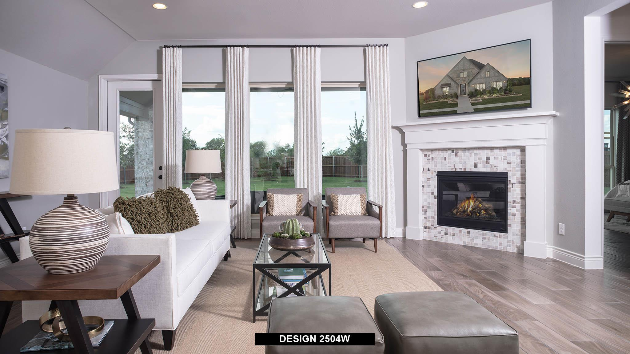 Living Area featured in the 2504W By Perry Homes in San Antonio, TX