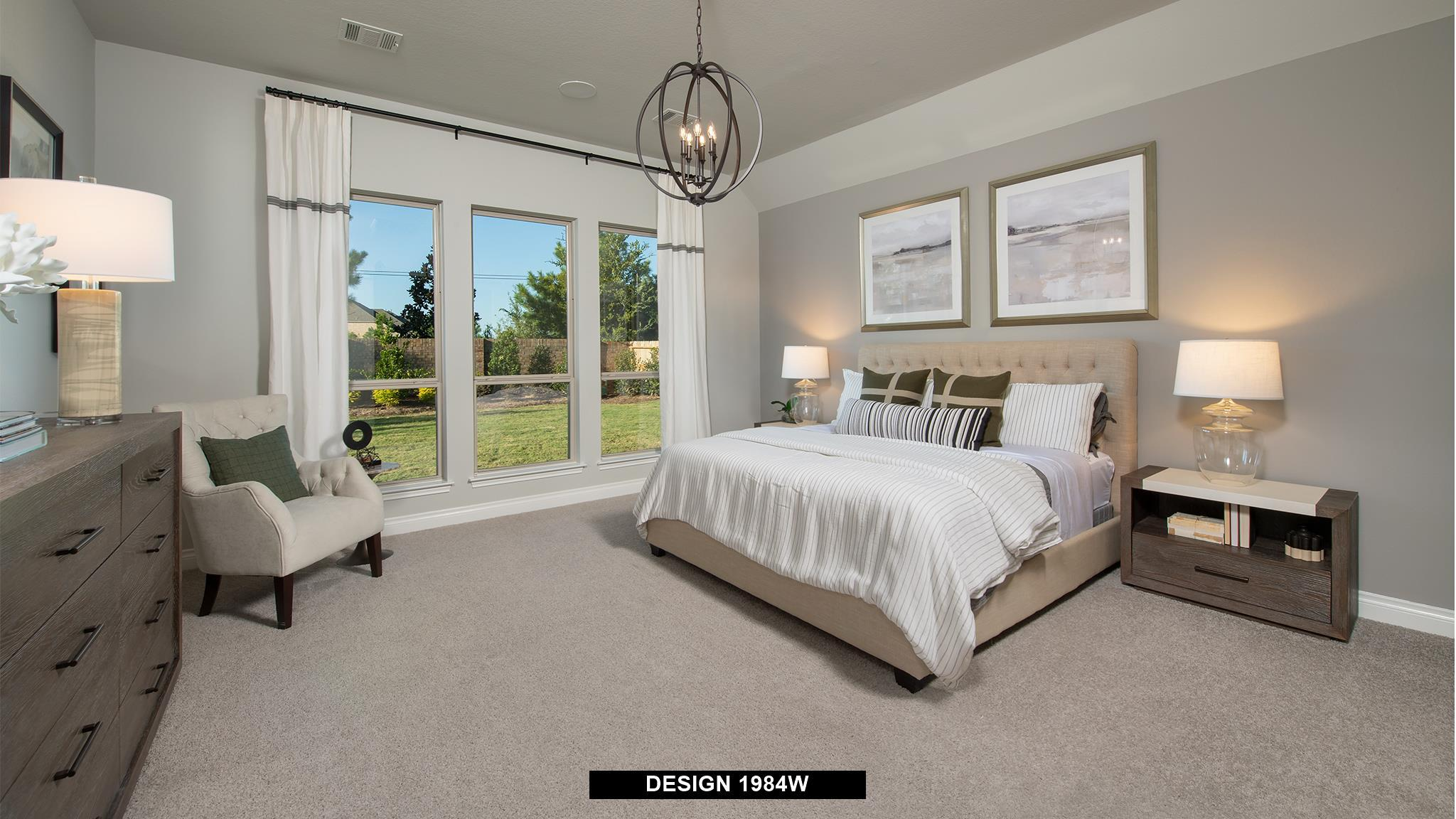 Bedroom featured in the 1984W By Perry Homes in Dallas, TX