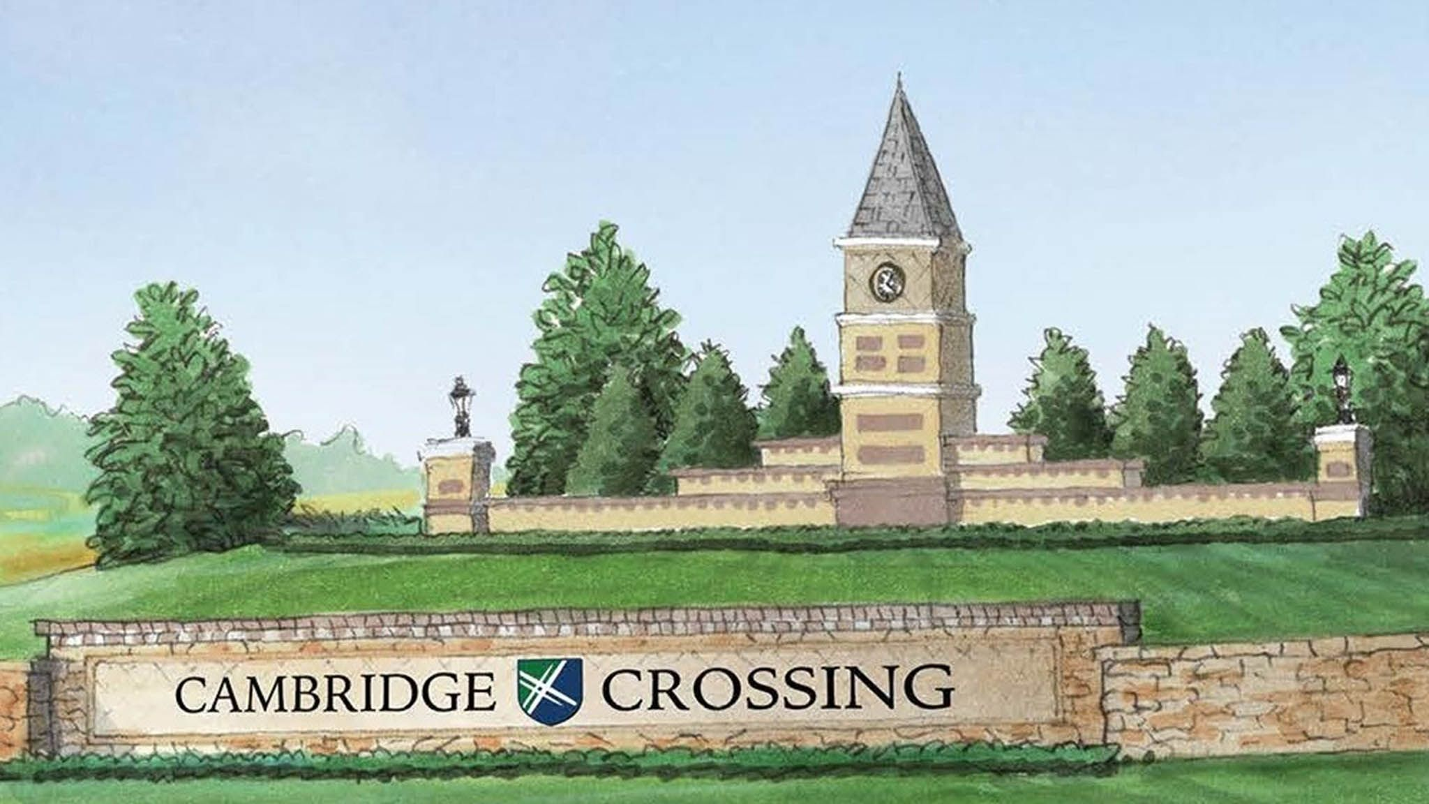 'Cambridge Crossing' by Perry Homes in Dallas